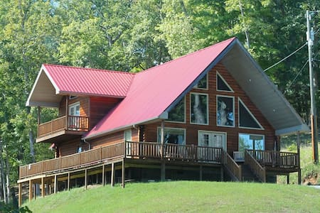 Yatesville Lake Luxury Cabin Rental - Zomerhuis/Cottage