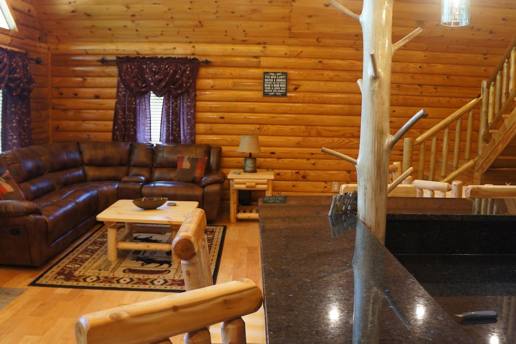 Yatesville Lake Luxury Cabin Rental Cabins For Rent In