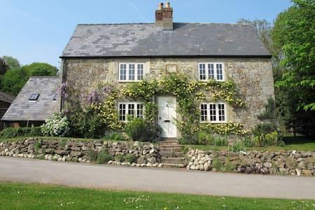 Little Mersley Farmhouse - Isle of Wight - Maison