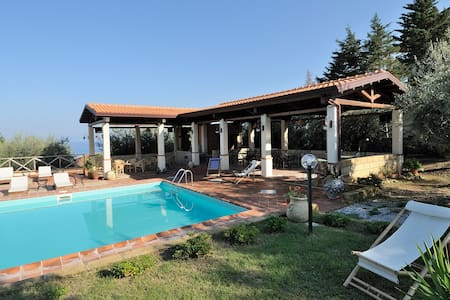 Pool,sea and relax!6 people - Gioiosa Marea - Apartment