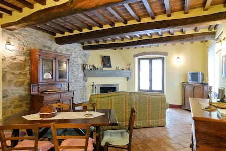 IL Bozzino, country apt. in tuscany wit pool - Cortona