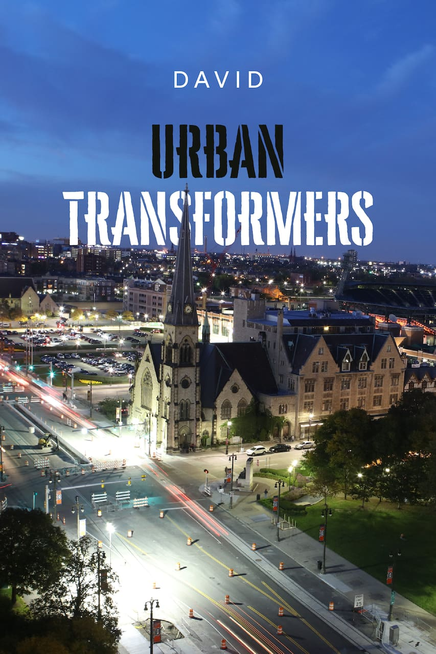 The Urban Transformers  - cover
