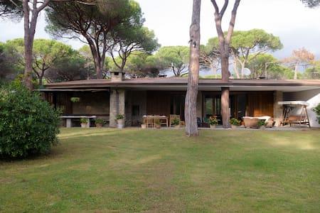 RoccAmare - spaziosa villa al mare  - Castiglione della Pescaia