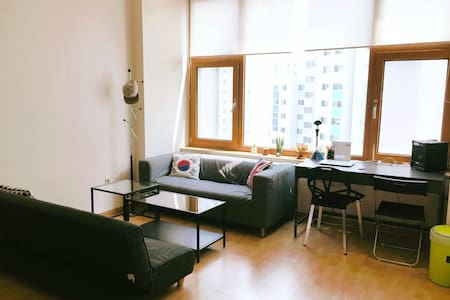 [Sale]BEST Location in Hongdae!  Duplex type house - 서울특별시 - Loft