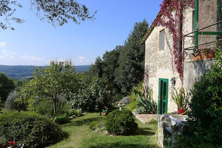 Visiting the  green heart of Italy  - Amelia - Haus