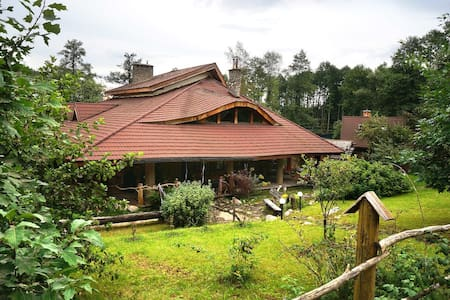 Eco-manor in Minsk region