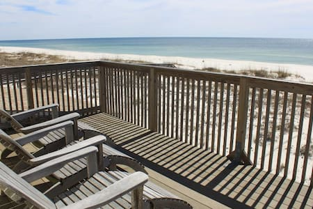 5BR Luxury Beachfront House Perdido - Perdido Key - 단독주택