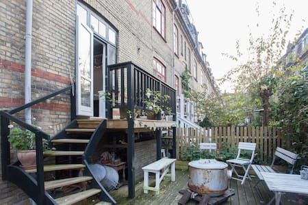 Copenhagen - your own apartment!