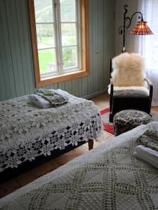Villa Rustic, Wing room/ double bed - Geiranger