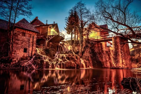 Romantic Apt. near Plitvice & Rastoke - Apartment