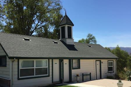 Paicines Ranch Guest Cottage, Unit 3 - Dům pro hosty
