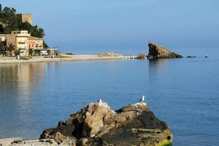 HOLIDAY BY THE SEA - Castel di Tusa