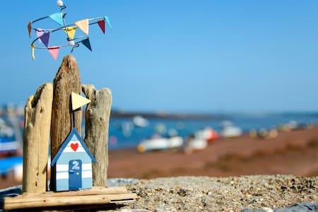 Shaldon Beach Hut 2 - Skjul