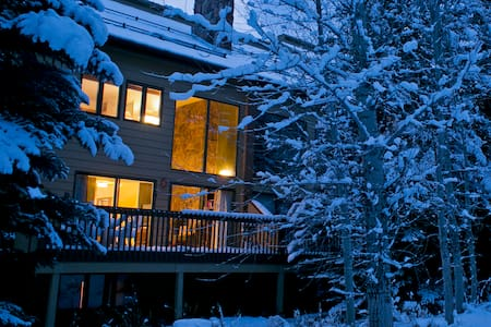 Outpost: Wind River 7 - 4BR - Teton Village - Appartement