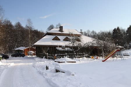 Eco-manor in Minsk region - Casa