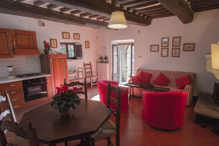 Holiday in Ancient Farmhouse : ARCO - Wohnung