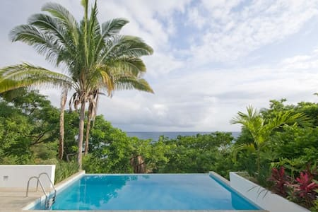 Modern Loft--Amazing Ocean Views + Infinity Pool! - Sayulita
