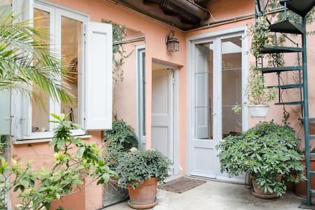 Monti secret garden - Roma - Apartment