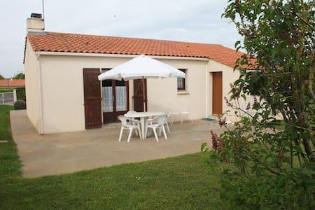 Maison en Vendée - Saint-Benoist-sur-Mer - Talo