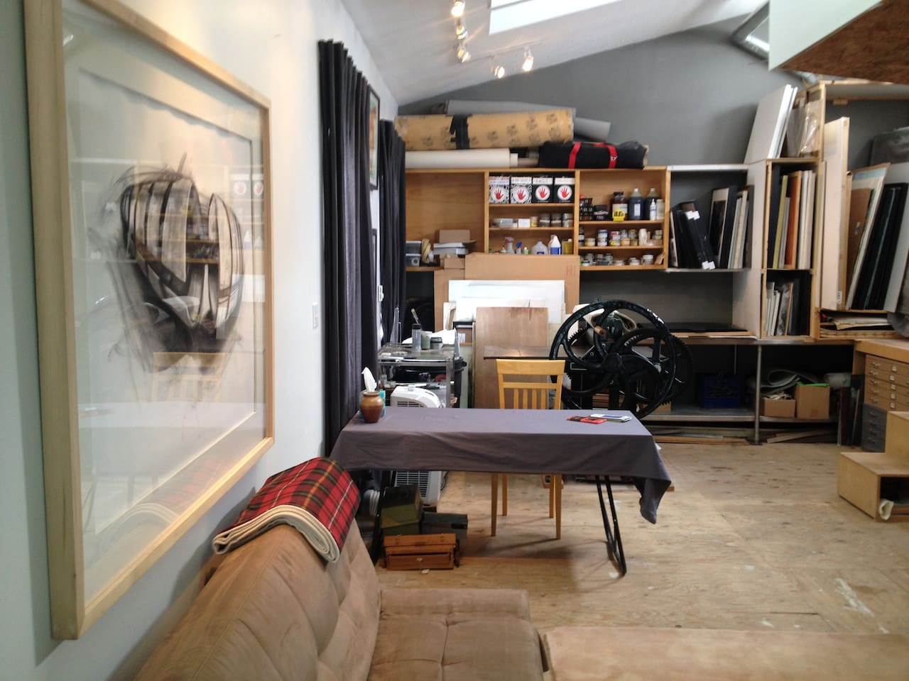 Creative space in Fort Collins