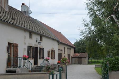 Des vignes au Morvan Beaune / Autun - House