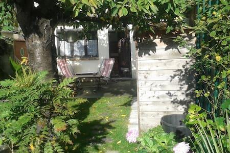 Petite chambre dans maison de ville avec jardin - Rouen