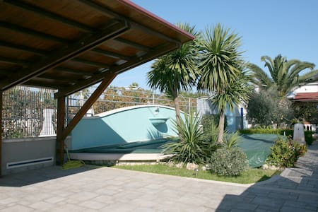 House on the sea! - Margherita di Savoia - House