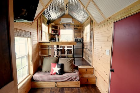Tiny House on the Christmas Tree Farm - Manvel - Other