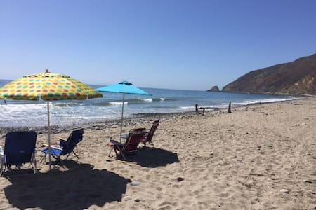 Beachfront Glamping - Wóz Kempingowy/RV