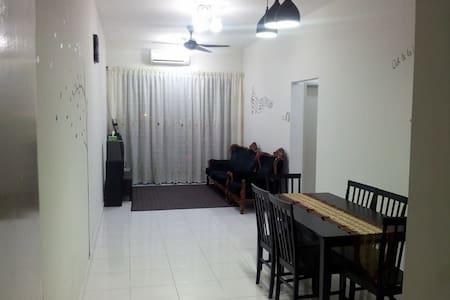 Jentayu Residence Johor Bahru - Apartment