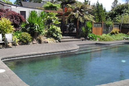 CITY ESCAPE BED AND BREAKFAST - Tauranga - Bed & Breakfast
