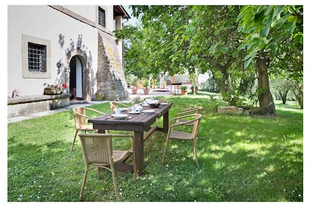 Casa Brigida in casale con piscina - Lejlighed