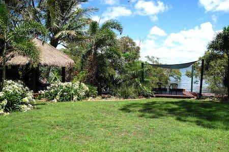 Island Sanctuary - House