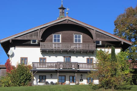 """Apartment in the """" Herrenhaus"""" - Apartment"""