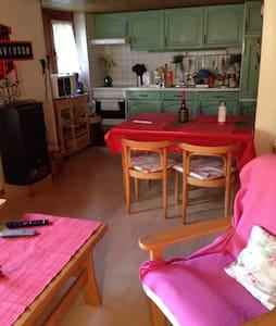 4-Zimmer Wohnung bei Visp - Flat
