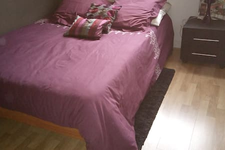 Double Room near the station - Appartement