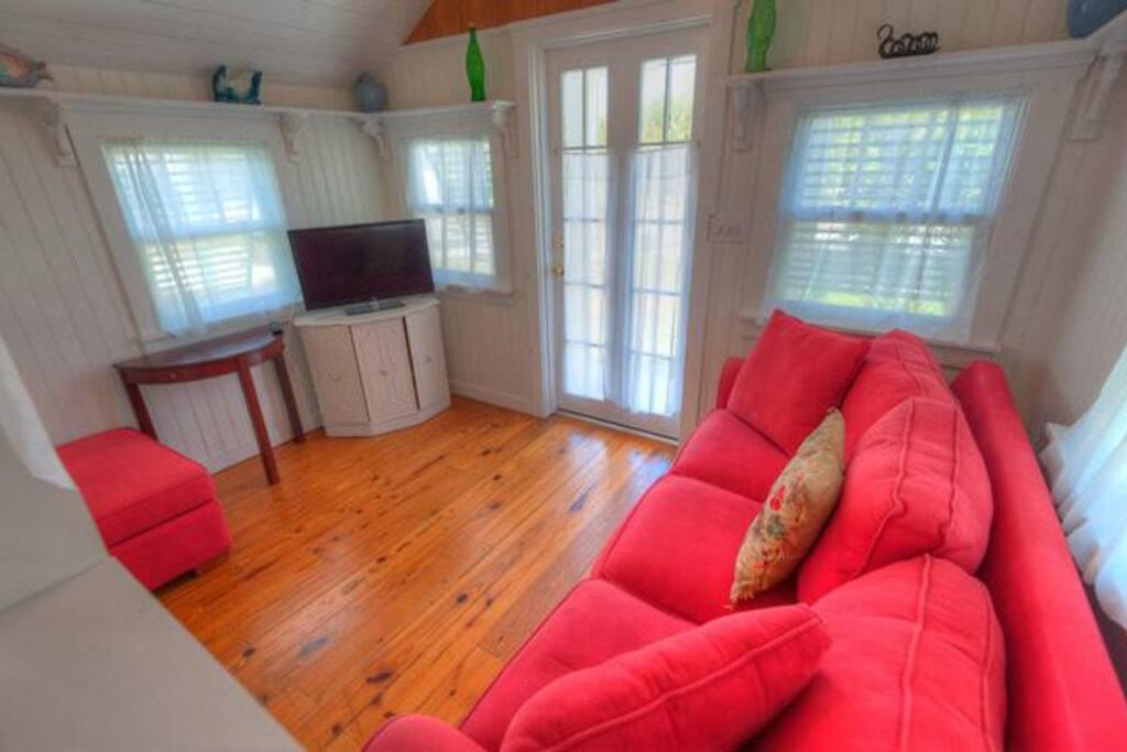 Redfish Cottage