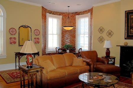 Luxury Suite at Old Macon Library - Macon - Apartment