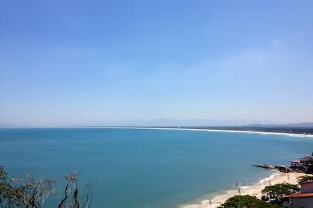Vista mar Barra de Guaratiba