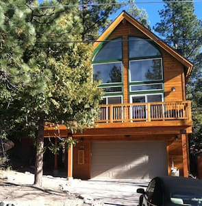 Sunny Lake Tahoe Chalet,