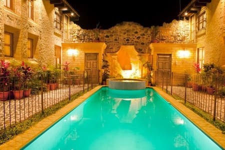 Casa San Juan - with pool & hot tub
