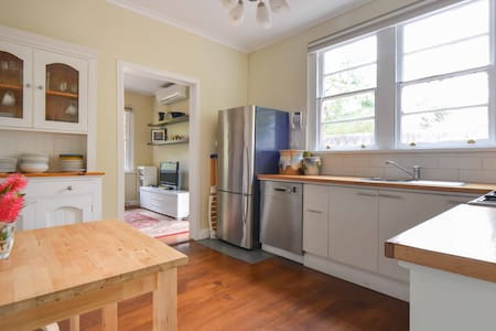 Two bedroom house in Northcote