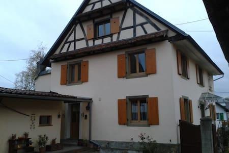 Chambres et table d'hôtes en Alsace - Magstatt-le-Bas