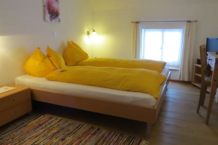 Cozy Double Room - Pontresina - Bed & Breakfast