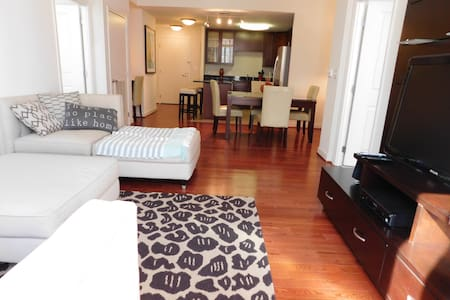 Luxurious condo in national harbor - Wohnung