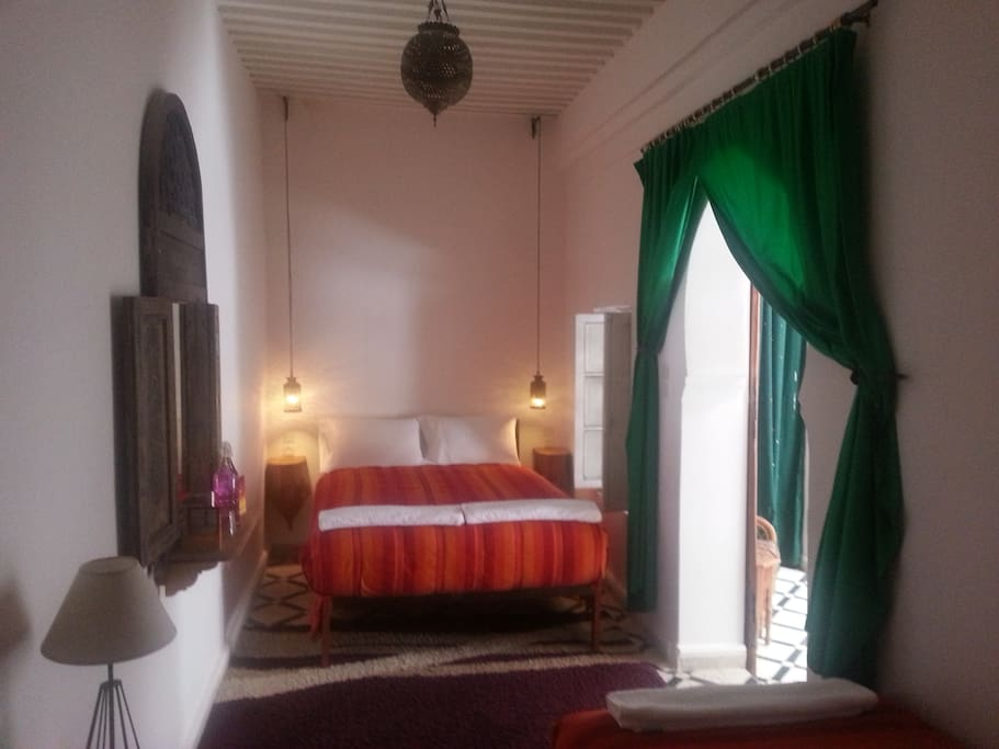 double room with ensuite (can sleep 3)