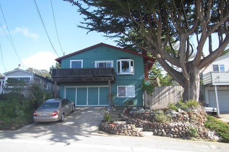 Spacious 1 Br - near Beach & Harbor - Half Moon Bay - Apartamento