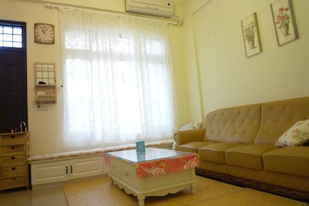 Lovely farm house,5mins to center-A - Miaoli City,苗栗市 - Casa
