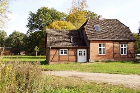 Ferienhaus am Schaalsee - Sterley - Huis