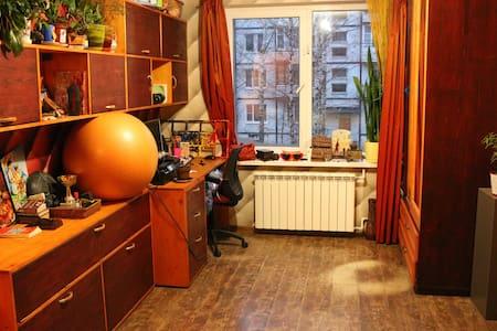 Творческая квартирка в Твери - Wohnung